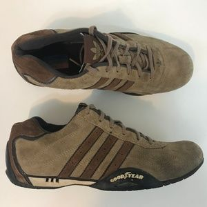 cheaper afb66 e5cae Adidas Adi-Racer Goodyear Driving Shoes Men Size 6